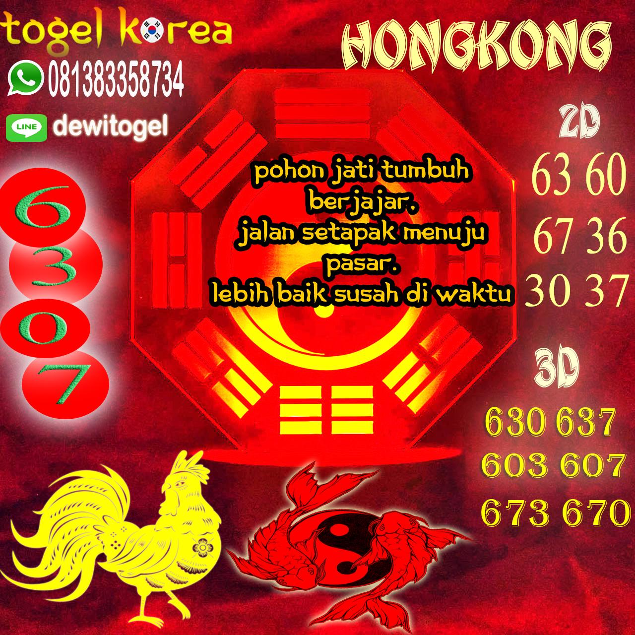 PREDIKSI JITU HONGKONG (HK) 09 AGUSTUS 2020