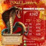 PREDIKSI JITU JAKARTA (JKT) 8 MARET 2021