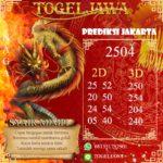 PREDIKSI JITU JAKARTA (JKT) 12 APRIL 2021