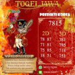 PREDIKSI JITU KOREA (KOR) 6 APRIL 2021