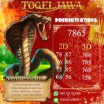 PREDIKSI JITU KOREA (KOR) 8 APRIL 2021